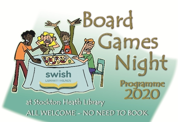 Board Games Nights in 2020