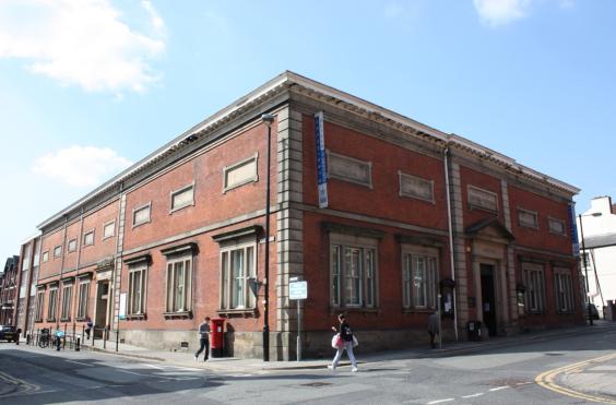 Museum St. Library move